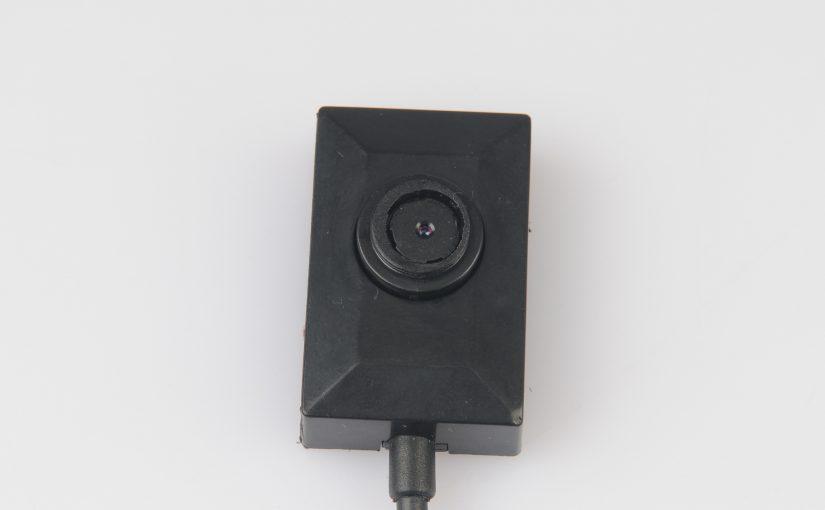 دوربین مخفی دکمه ای بدون نیاز به باتری