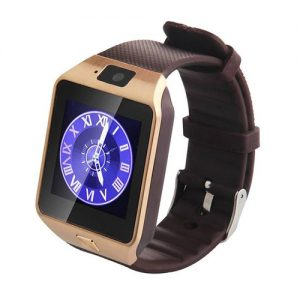 ساعت هوشمند موبایلی طرح سامسونگ DZ09 - موبایل کوچک ساعتی