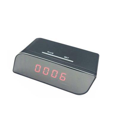 ساعت رومیزی دوربین دار – ساعت رومیزی با دوربین مخفی با قابلیت زنگ هشدار