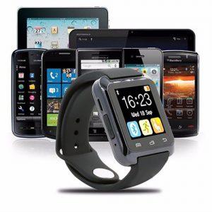 ساعت موبایلی اندروید لمسی U9 - یک تلفن همراه بسیار کوچک و قدرتمند